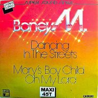 Cover Boney M. - Dancing In The Streets