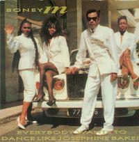 Cover Boney M. - Everybody Wants To Dance Like Josephine Baker