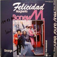 Cover Boney M. - Felicidad (Margherita)