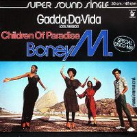 Cover Boney M. - Gadda-Da-Vida