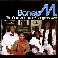 Cover Boney M. - Going Back West