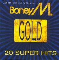 Cover Boney M. - Gold - 20 Super Hits