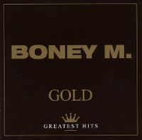 Cover Boney M. - Gold - Greatest Hits