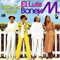 Cover Boney M. - Gotta Go Home