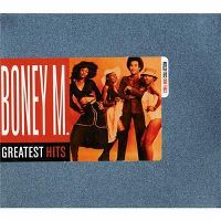 Cover Boney M. - Greatest Hits - Steel Box Collection