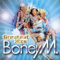 Cover Boney M. - Greatest Hits