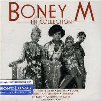 Cover Boney M. - Hit Collection