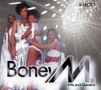Cover Boney M. - Hits And Classics