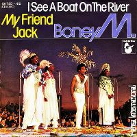 Cover Boney M. - I See A Boat On The River