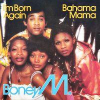 Cover Boney M. - I'm Born Again