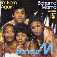Cover Boney M. - I'm Born Again