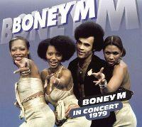 Cover Boney M. - In Concert 1979