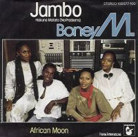 Cover Boney M. - Jambo - Hakuna Matata (No Problems)