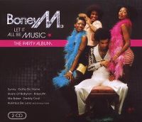 Cover Boney M. - Let It All Be Music - The Party Album
