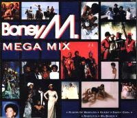 Cover Boney M. - Mega Mix