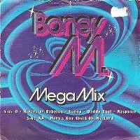 Cover Boney M. - Mega Mix