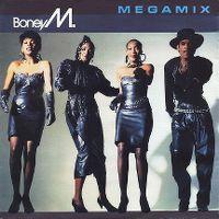 Cover Boney M. - Megamix 1988