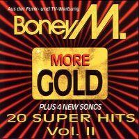 Cover Boney M. - More Gold - 20 Super Hits Vol. II