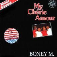 Cover Boney M. - My Chérie Amour