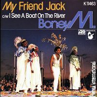 Cover Boney M. - My Friend Jack