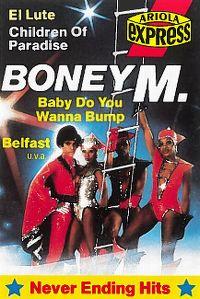 Cover Boney M. - Never Ending Hits
