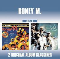 "Cover Boney M. - Non Stop-Digital Remix / The Best 12"" Versions"
