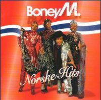 Cover Boney M. - Norske hits