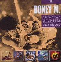 Cover Boney M. - Original Album Classics