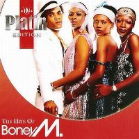 Cover Boney M. - Platin-Edition: The Hits Of Boney M.