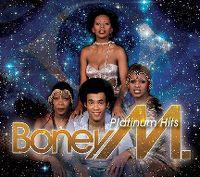 Cover Boney M. - Platinum Hits