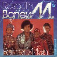 Cover Boney M. - Rasputin / Painter Man