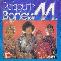 Cover Boney M. - Rasputin