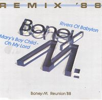 Cover Boney M. - Rivers Of Babylon (Remix '88)
