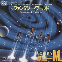 Cover Boney M. - Somewhere In The World