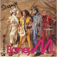 Cover Boney M. - Strange