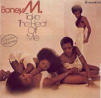 Cover Boney M. - Take The Heat Off Me