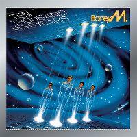 Cover Boney M. - Ten Thousand Lightyears
