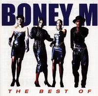 Cover Boney M. - The Best Of Boney M.