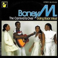 Cover Boney M. - The Carnival Is Over