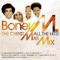 Cover Boney M. - The Christmas Mix - All The Hits!