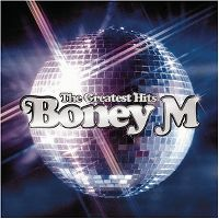 Cover Boney M. - The Greatest Hits