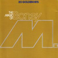 Cover Boney M. - The Magic Of Boney M. - 20 Golden Hits