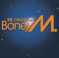 Cover Boney M. - The Magic Of Boney M.