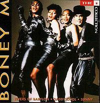 Cover Boney M. - The Star Collection