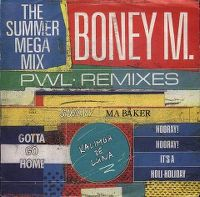 Cover Boney M. - The Summer Megamix