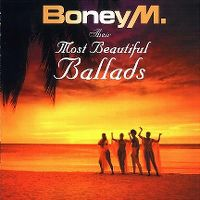 Cover Boney M. - Their Most Beautiful Ballads