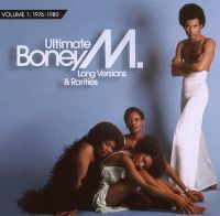 Cover Boney M. - Ultimate Boney M. - Long Versions & Rarities Volume 1: 1976-1980