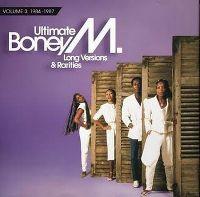 Cover Boney M. - Ultimate Boney M. - Long Versions & Rarities Volume 3: 1984-1987