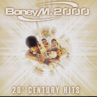 Cover Boney M. 2000 - 20th Century Hits