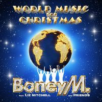 Cover Boney M. feat. Liz Mitchell and Friends - World Music For Christmas